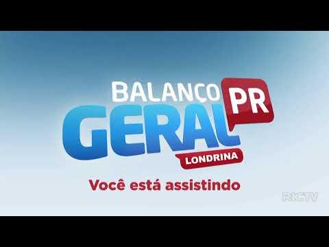 Balanço Geral Londrina  26/04/2019
