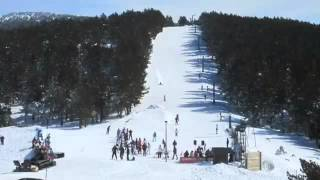 Punto de Nieve Sta. Inés - Vinuesa (Soria)