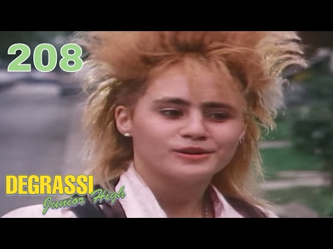Degrassi Junior High 208 - Sealed with a Kiss | HD | Full Episode