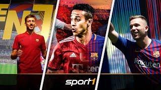 Baixar No-Name-Stars und Gerüchte um Thiago: Der FC Barcelona im Transfercheck   SPORT1