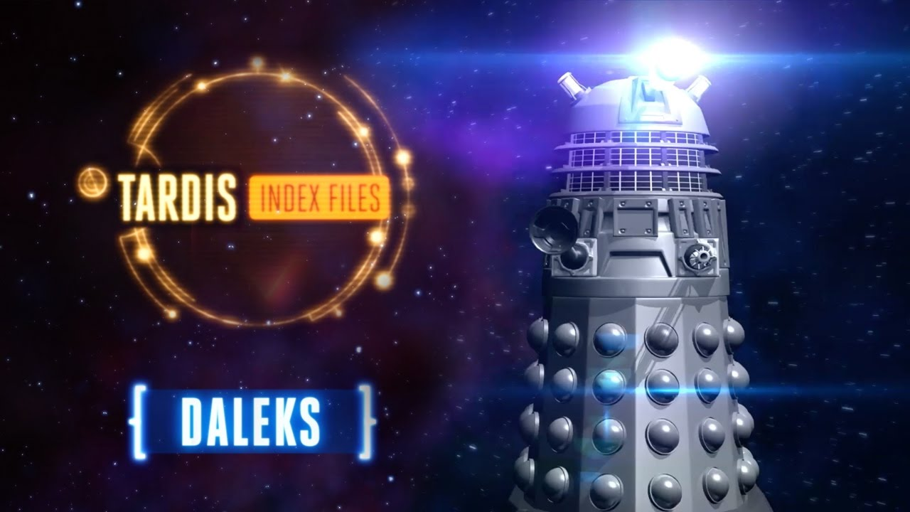 Who Are The Daleks? | TARDIS Index Files | Doctor Who