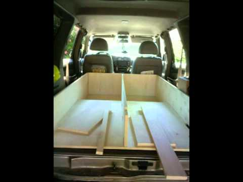 amenagement 4x4 youtube. Black Bedroom Furniture Sets. Home Design Ideas
