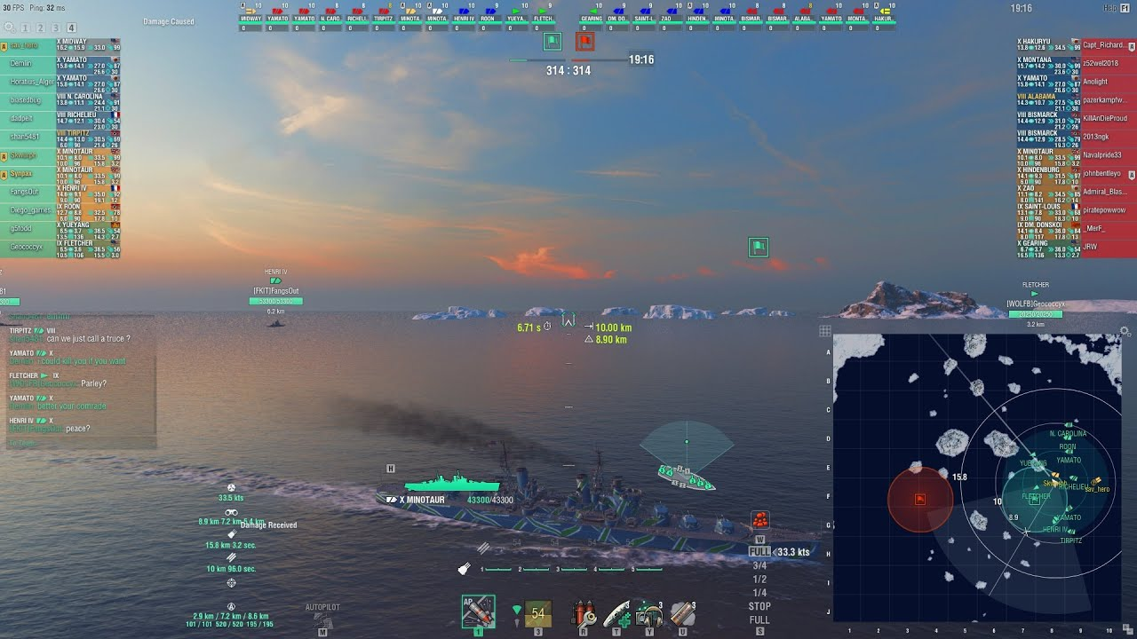 0 8 6 0] Aslain's WoWS ModPack Installer w/Picture Preview