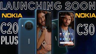 Nokia C20 Plus & Nokia C30   Nokia C20 Plus Phone Website Before its Launch