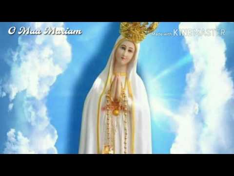 O Maa Mariam Hindi Christina (Song)