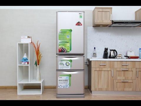 Đánh giá Tủ lạnh Mitsubishi Electric MR-C46G | Điện máy XANH