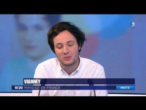 Vianney Invité De France 3 Paris