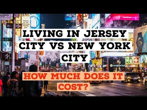 Living In Jersey City Vs. New York City