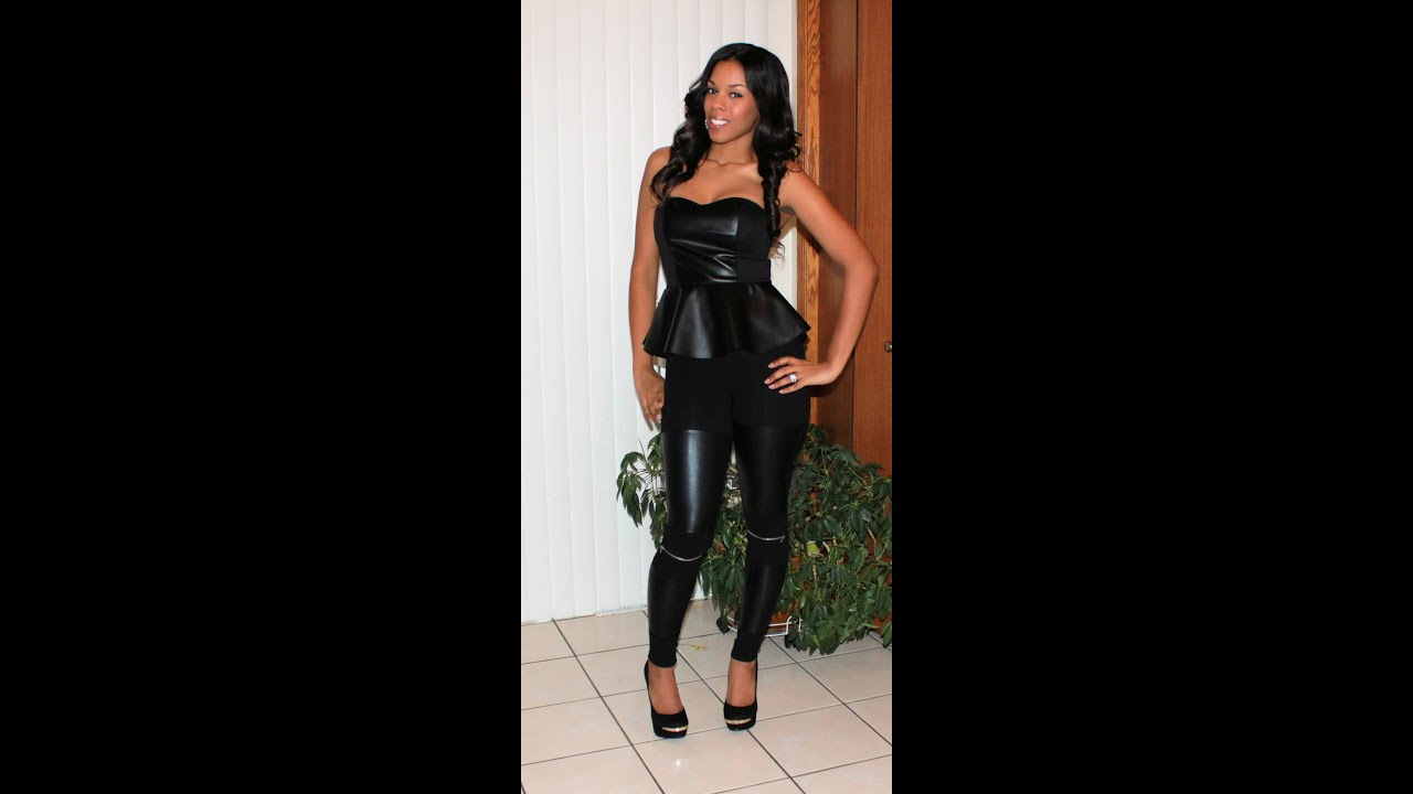 LOOKBOOK Sexy / Club Outfits FT Bella Aura u0026 MyHotShoes - YouTube