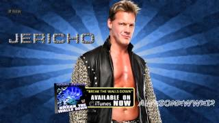 WWE: 2012 [Itunes] Chris Jericho Thème Break The Walls Down With Download Link !