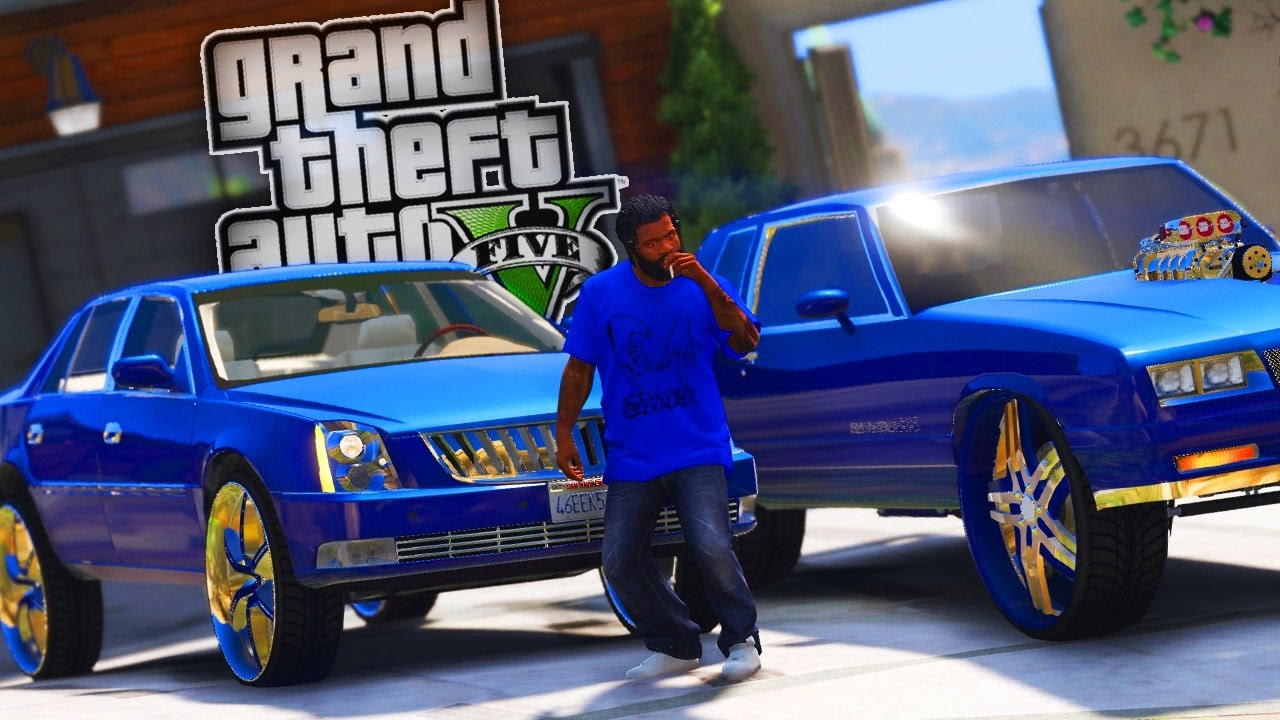 Gang Hideout Missions w/ The Crips! - GTA 5 Gang Mod - Day ...