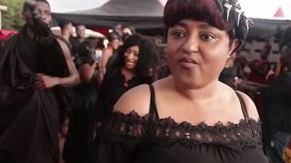 Nana Ama McBrown and other kumawood celebrities at Ebony's one week