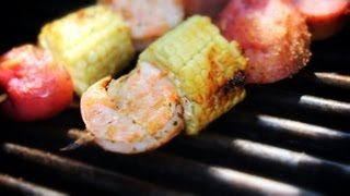 Shrimp Recipes | Lowcountry Kebab