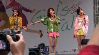 2012.12.23 Dream Girls ---2.因為有妳在 【Girl's Talk 簽唱會 台北場】