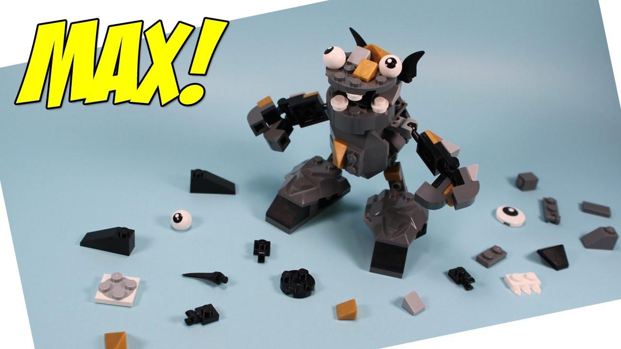 Lego Mixels Series 1 Black Cragsters Krader Seismo and ...  Lego Mixels Ser...