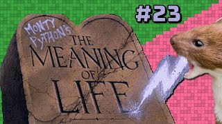 Monty Python's The Meaning of Life (PC) Part 23 — Dentistry is the meaning — Yahweasel