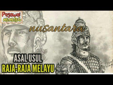 Mitos dan Fakta Asal Usul Raja Raja Melayu Nusantara #PJalanan
