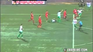 مولودية وهران 2-1 شبيبة بجاية كأس الجمهورية 2013