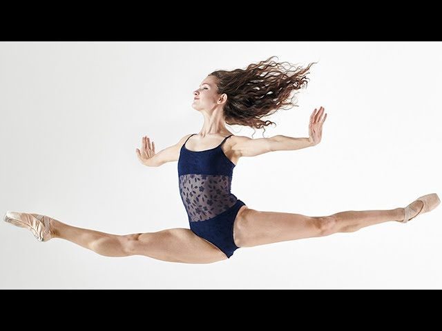 Francesca Velicu: Emerging Dancer 2018 Finalist | English National Ballet