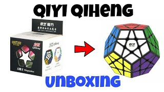 QIYI QIHeng | Unboxing + Review | Rubiks Cube in Pakistan