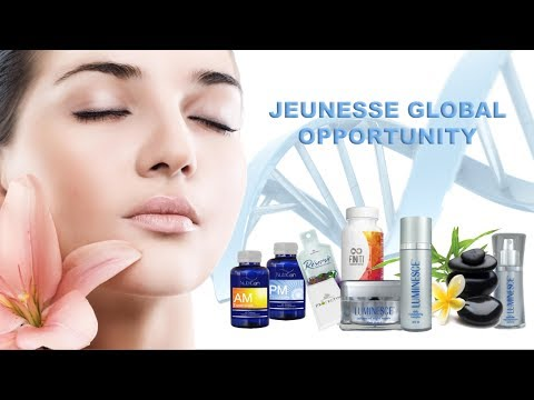 Jeunesse® Global Business Opportunity Presentation by 7 Figure Income Earner 720p