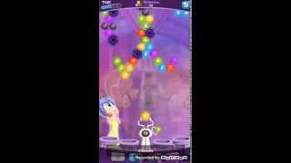 Как пройти 132 Головоломка шарики за ролики Disney Inside Out Thought Bubbles - Level 132