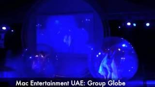 Glitter Globes - Mac Entertainment UAE