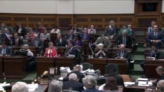Bill 89 Vote