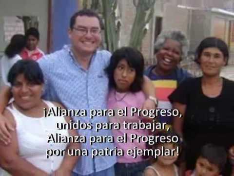 Himno De Alianza Para El Progreso