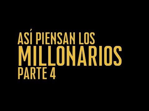 Habitos de los millonarios | Reflexiones de mi libro Así piensan los Millonarios Pt4