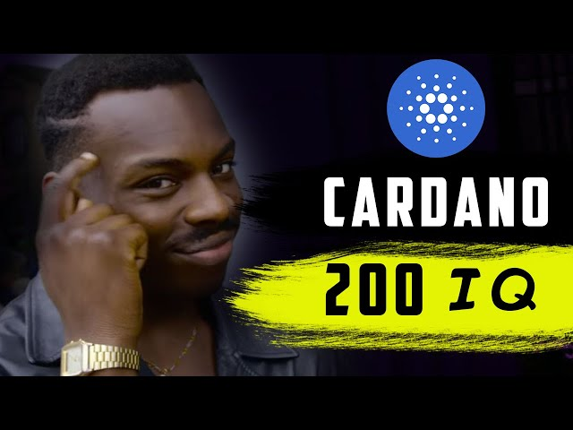 What are YOU missing about CARDANO ? (3 things)