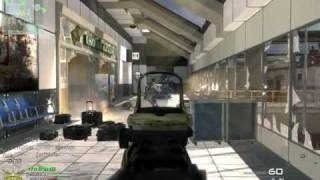 Call Of Duty 6: MW2 Multiplayer Gameplay