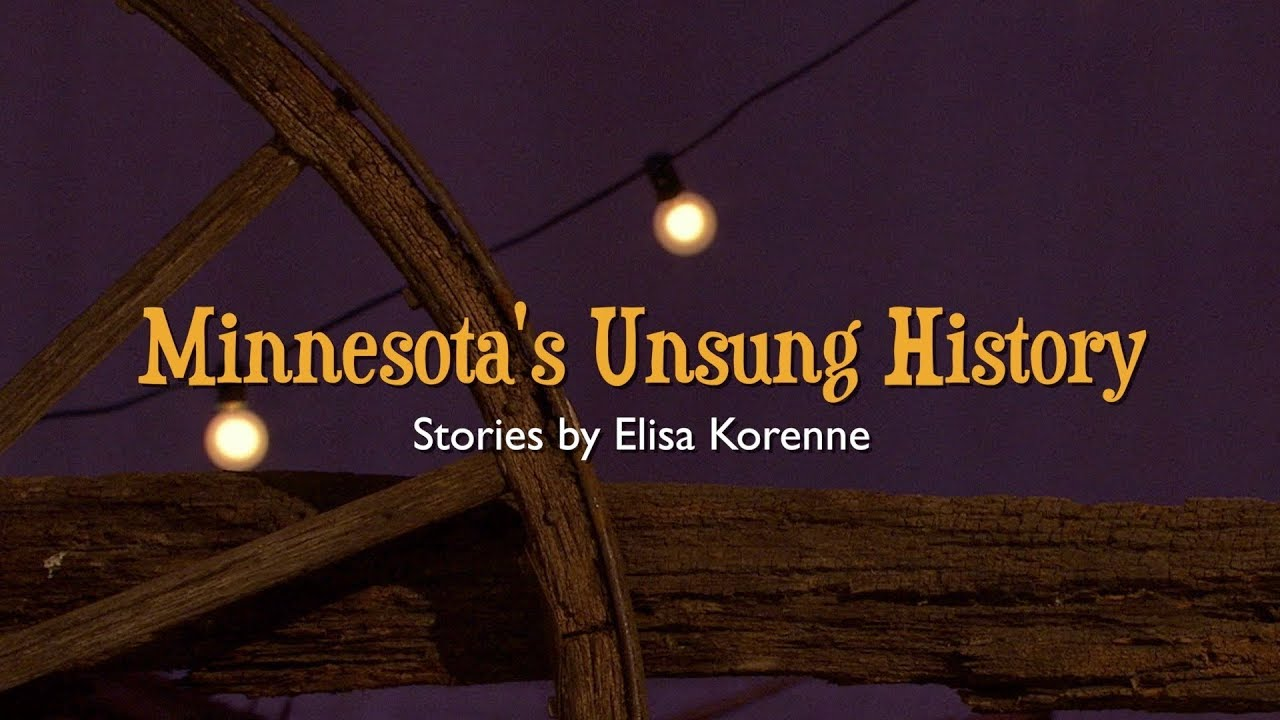 Minnesota's Unsung History Stories by Elisa Korenne
