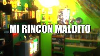 Mi Rincón Maldito (Un tour por mi guarida)