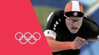 Sven Kramer - Speed Skating Gold Medalist | Athlete Profiles