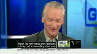 Video CNN Official Interview: Bill Maher 'Glenn Beck like L. Ron Hubbard' download MP3, 3GP, MP4, WEBM, AVI, FLV Juli 2018