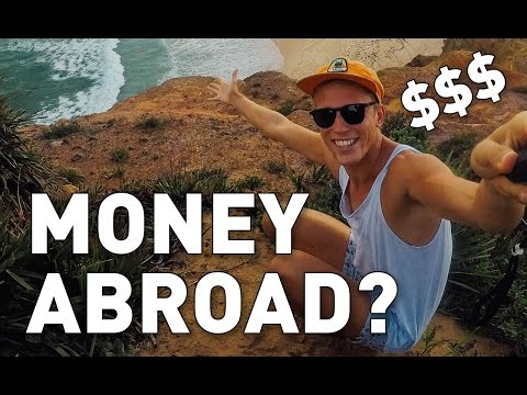 BB EP4: HOW TO CARRY MONEY WHEN OVERSEAS TRAVELLING! [travel hack]