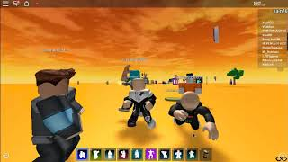 PLAYING ROBLOX Dancing With My Friends (adrianvigan099)