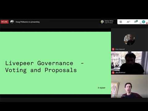 Community Call 04.16.20: Quarterly Project Update Call