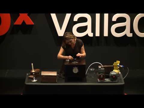 Ideas que iluminan el mundo: Raquel Ibanez at TEDxValladolid