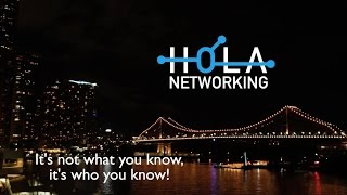 Hola Networking Business Expo 2017 - Brisbane Australia
