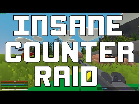 RUST | INSANE SNOWBALL REVOLVER TO FULL GEARED COUNTER RAID (Not Click Bait) thumbnail