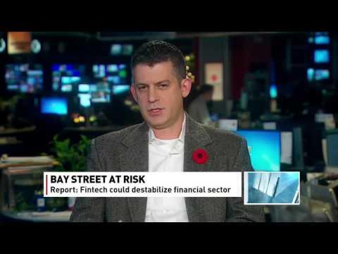 'Fintech' in Canada has fallen way behind  The Exchange