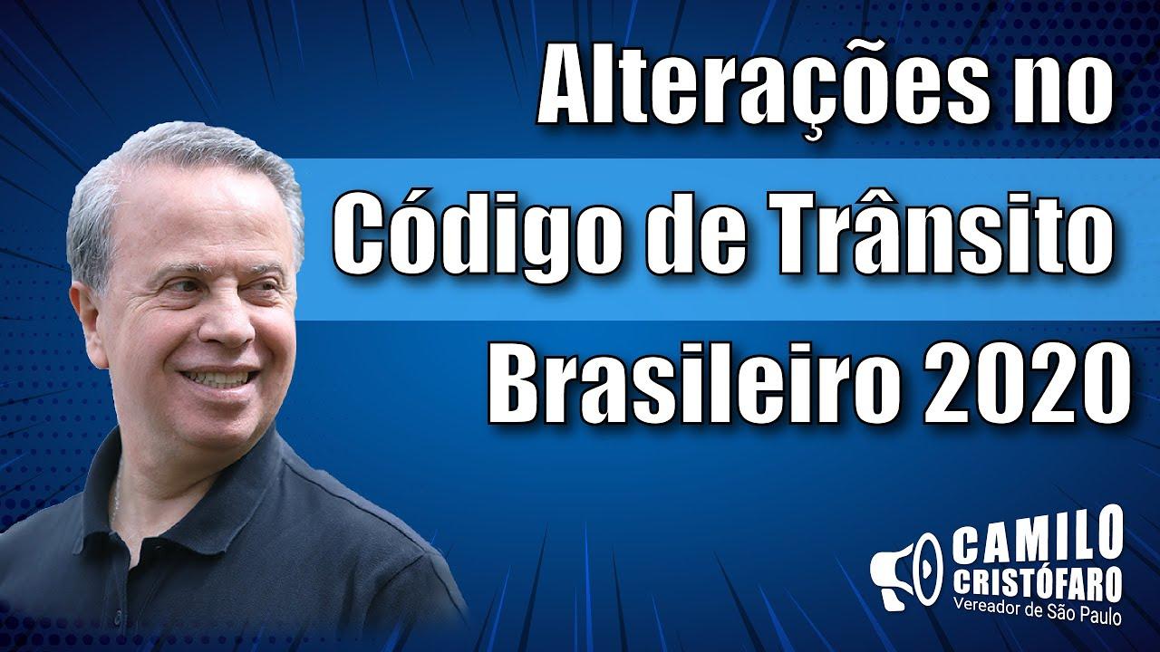 Alterações no Código Brasileiro de Trânsito em votação