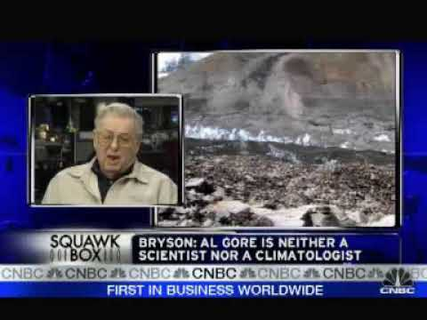 Prof. Reid Bryson - Myth of A Warming Earth
