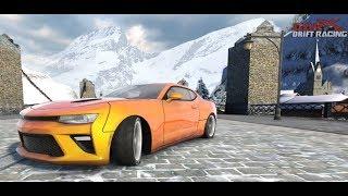 CAMARO SNOW DRIFT / NEW MAP - Car X Drift Racing