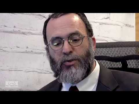 Rabbi Shapiro Reacts to Jerusalem Announcement