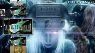 Final Fantasy VII - PSP Disc 2 EBoot