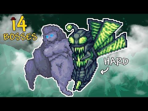 Terraria MEGA BOSSES - Extreme Edition! 14 Calamity Boss Fights