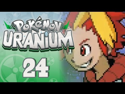 Pokemon Uranium Part 24 MEGA EVOLUTION ( Pokemon Fan Game )Walkthrough Gameplay